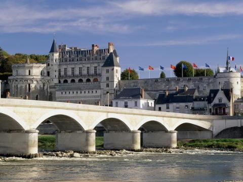 法国与德国的城堡村庄之美