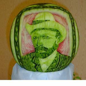 西瓜的花式切法 惊艳 多图图片