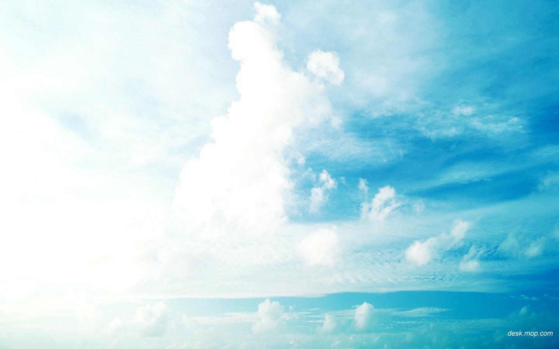 碧海蓝天壁纸高清 碧海蓝天高清桌面壁纸 高清碧海蓝天风-碧海蓝天