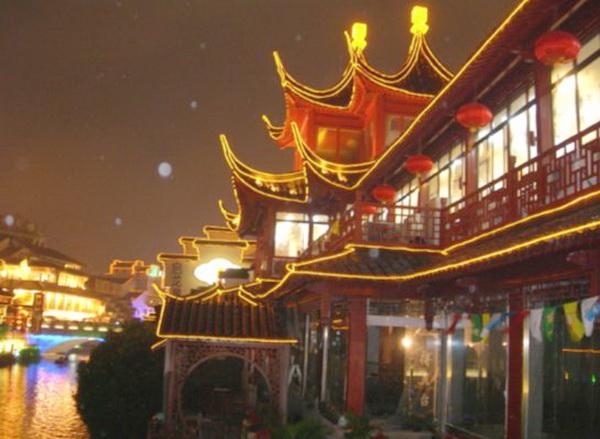 南京夜景美如画