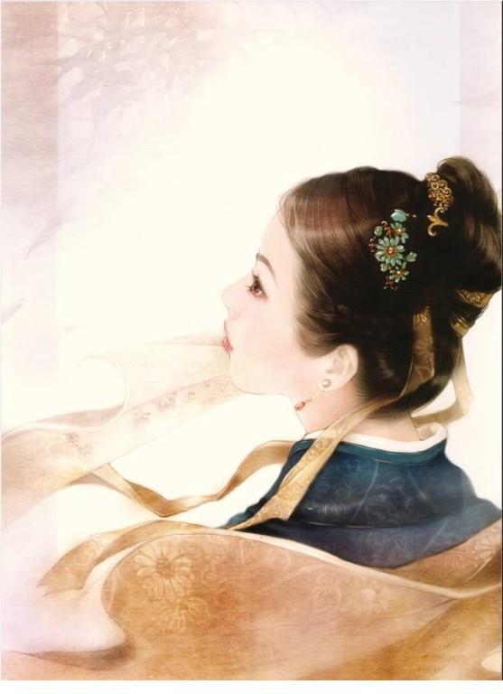 古装美女画二页 1 绝美图库 华声论坛