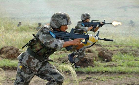 解放军特种部队战力装备训练全面评估 军事杂谈