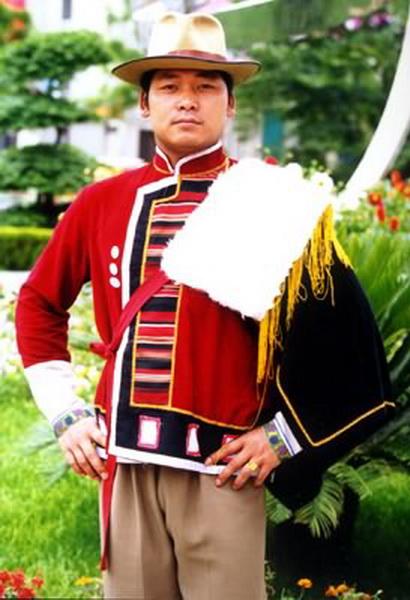 56个民族的服装