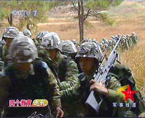 中国新88式通用机枪配发解放军陆军基层连队