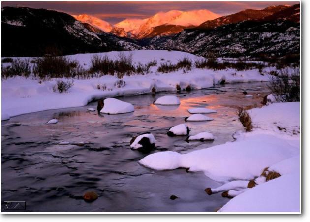 全球最美丽的冬景图片