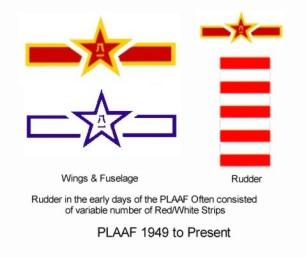 中国人民解放军空军军徽和标记图片