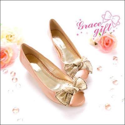 水果色凉鞋,今年夏天的流行