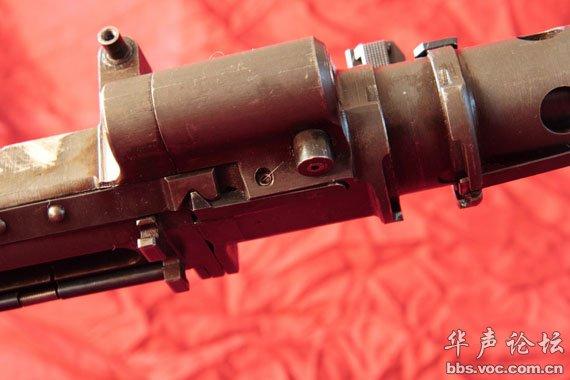 德军经典机枪MG34,手把手教你拆解!