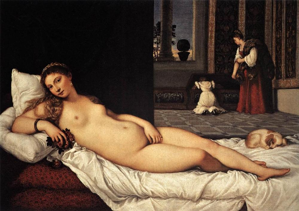世界名画 二十二、意大利画家提香作品选