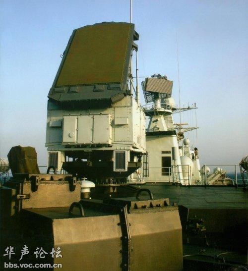 精彩扫图 中国海军精锐蛙人部队与新锐战舰图片
