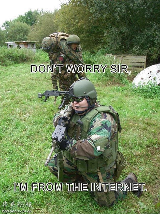 军事趣图[分享]爆笑-不看后悔----------------------------