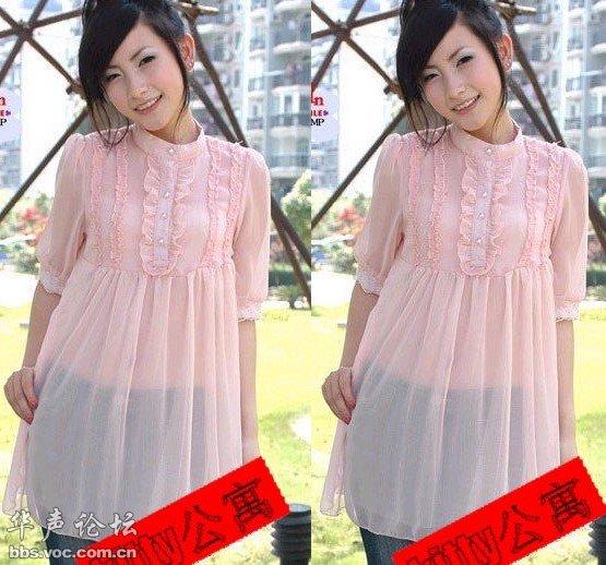 09年新款韩版时尚女装