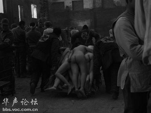 《南京南京》剧照