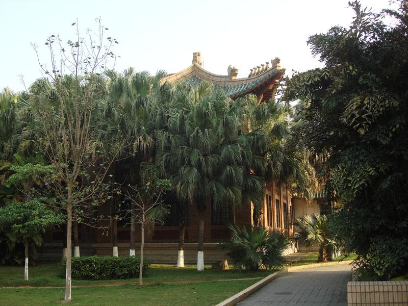 华南理工建筑学院图片