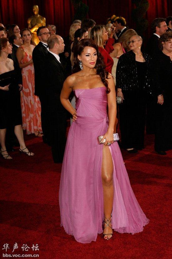 ALICIA KEYS 歌手,词曲作者,演员-著名杂志 名利场 推出2009全球