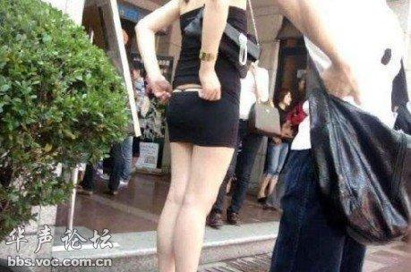 美女脱去裤子和裤头_居然当众脱美女裤裤 中国美女脱裤头 - 旅途风景