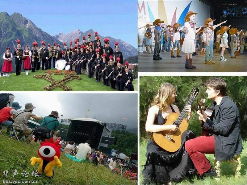 高山音乐节_奥地利之旅高山音乐节14