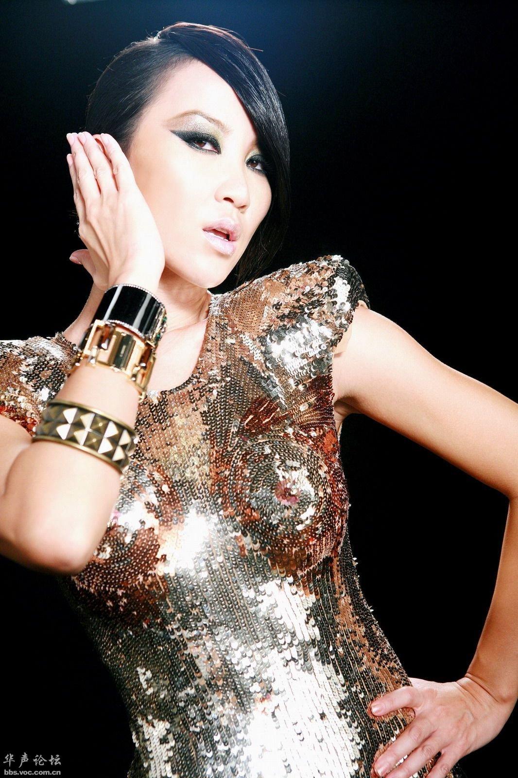 台湾歌手李玟 高清大图 26P