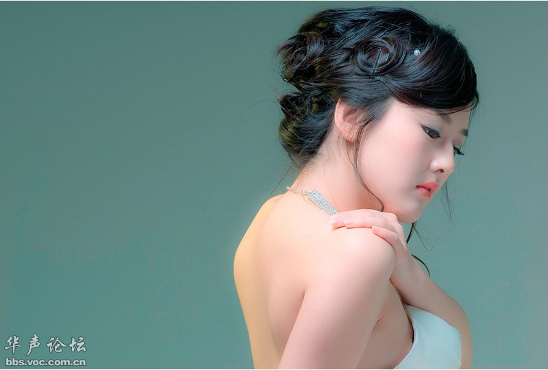 纯美少女【5p】 美女贴图