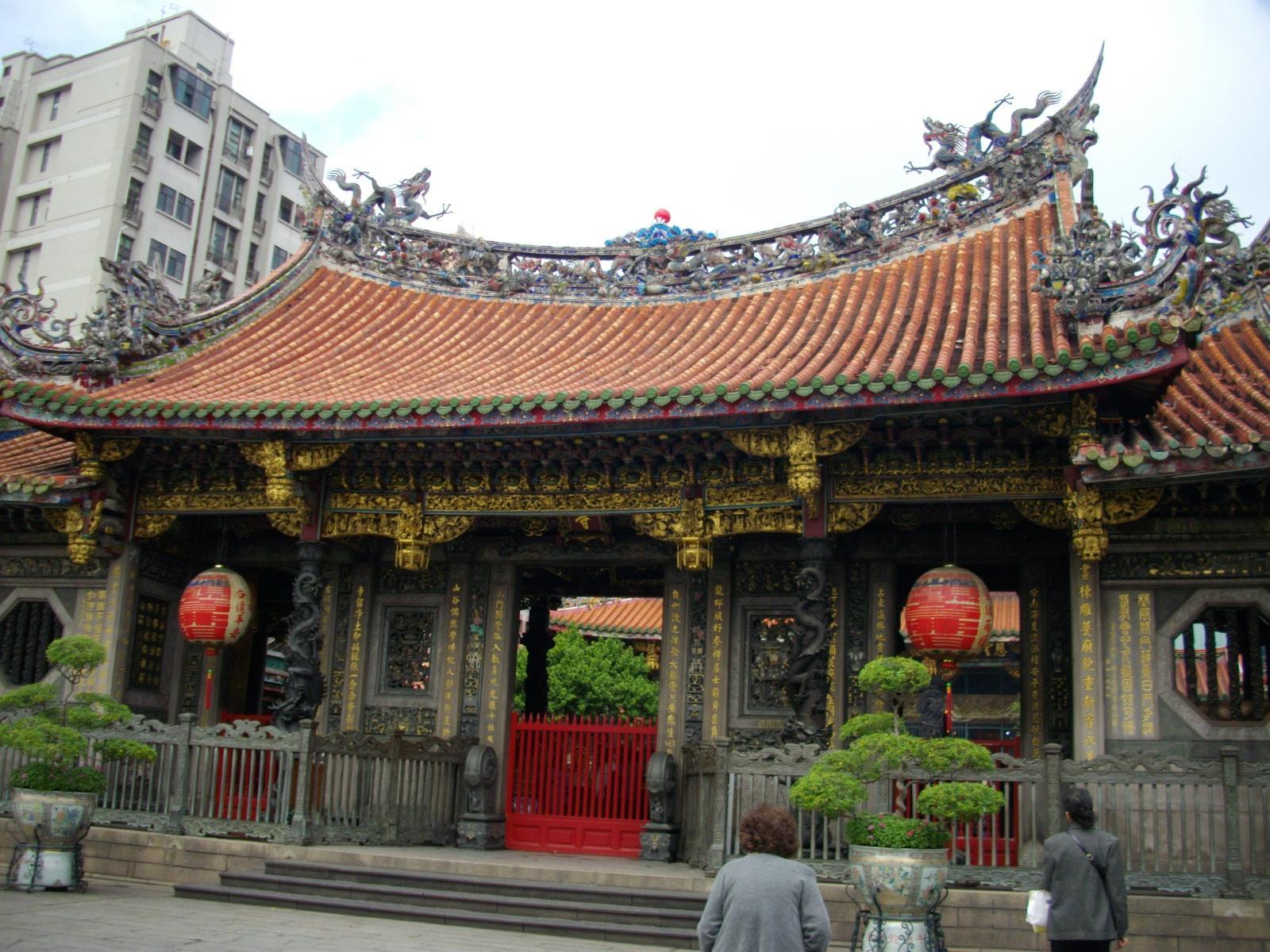 台北龙山寺