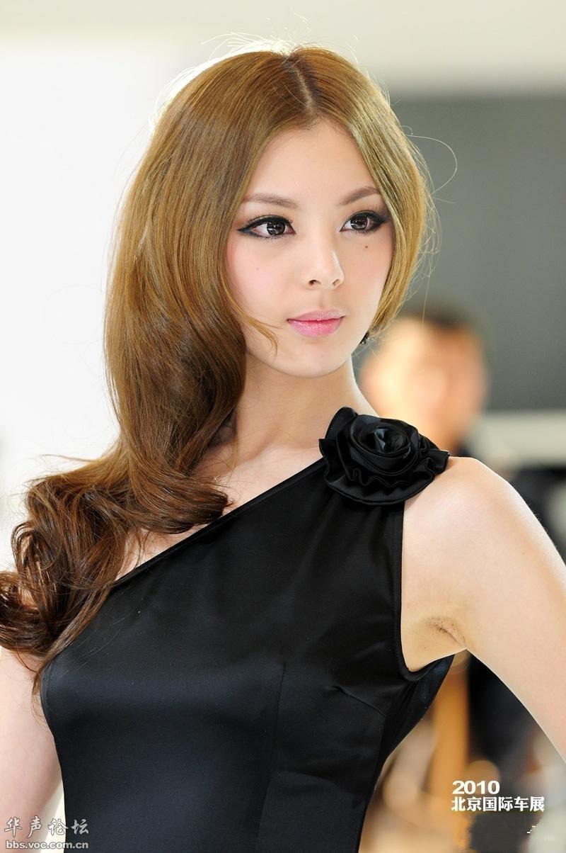 2010北京车展最迷人车模(页 1) - 美女贴图 - 华声论坛 -- 无图精简版