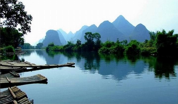 桂林水风景图片 赞美祖国的手抄报内容 古代的女诗人,女词