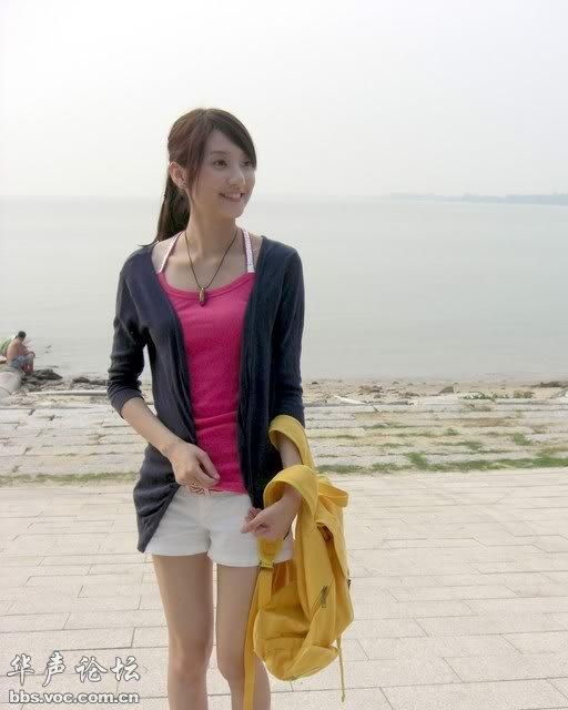 台湾极品清纯妹妹注意贴图 美女贴图