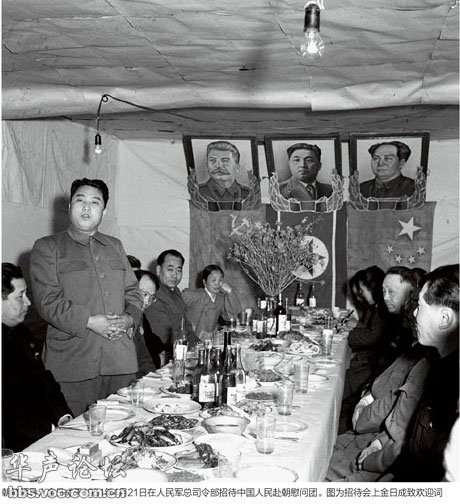 朝鲜战争60年 学者揭秘 谁逼迫毛泽东 抗美援朝