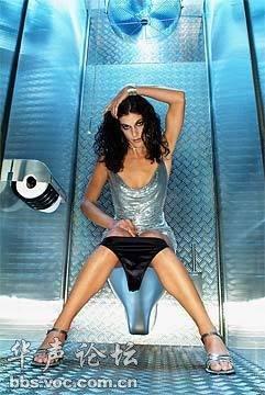 美女上厕所百态图片