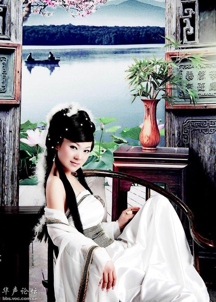 古装美女1