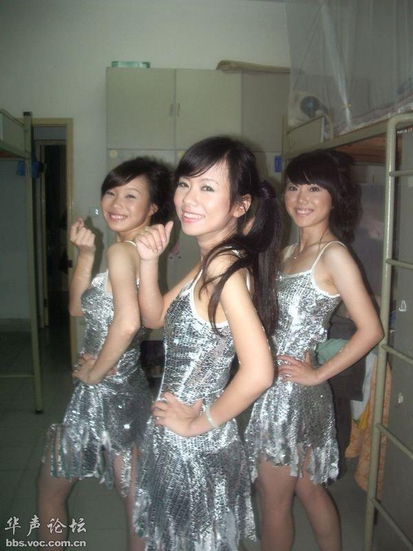 渤海大学美女 宿舍自拍原创青涩的可爱 网友