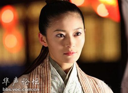 盘点古装剧中最具侠女气质的女星 - yuruan - 黎黎影视明星博客