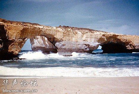 10大自然形成的美丽岩石景观