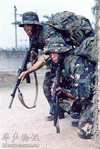 纪念八一 现代中国军人的震撼酷图