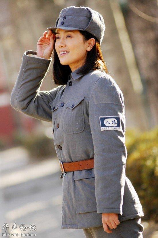 山东籍影视美女明星之六 朱媛媛分享页 1