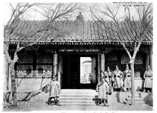 八国联军侵华时的中国