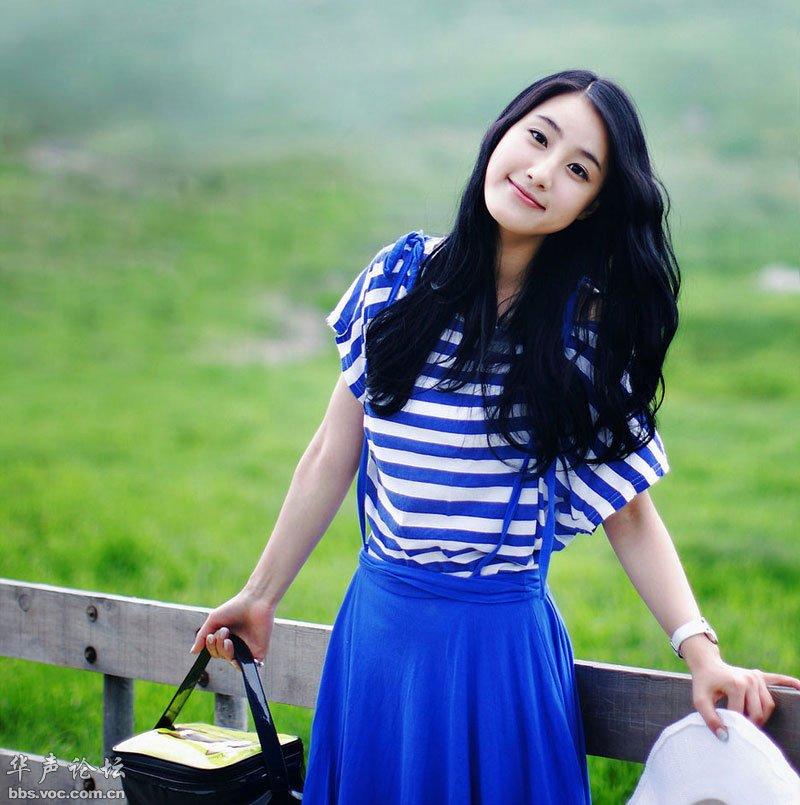 韩国美女崔之香贴图 美女贴图