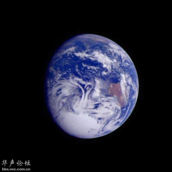 伽利略号拍到的令人窒息的照片