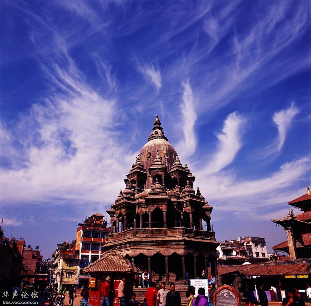 尼泊尔之旅 4 帕坦古城 尼泊尔最古老的城市