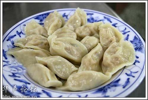 春节包饺子的来历_