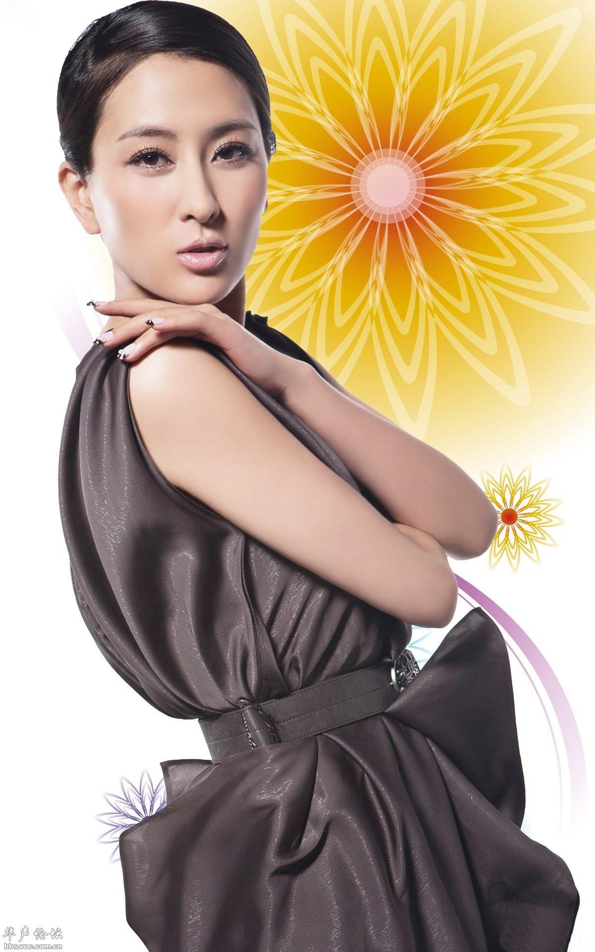 古装美女--马苏 - 美女贴图 - 华声论坛