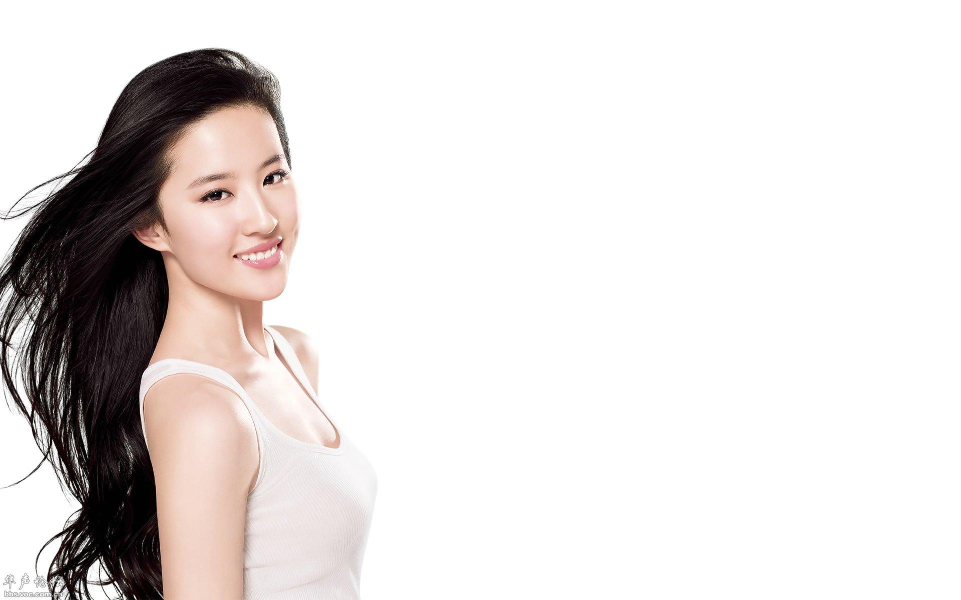 明星美女刘亦菲