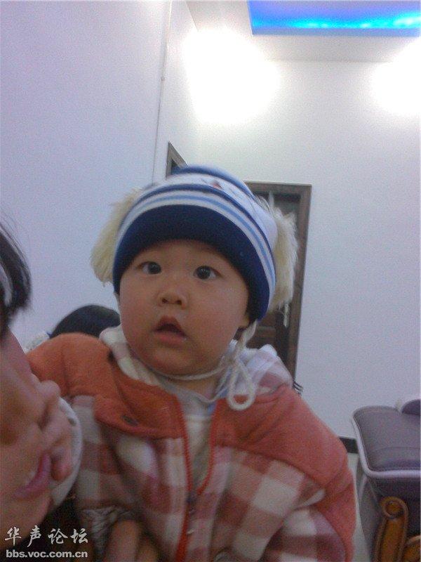 宝贝计划中的小孩图片