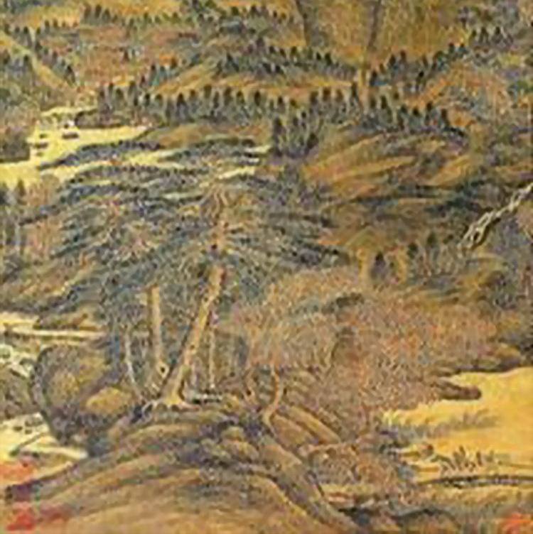 现代画家王蒙_[贴图] ===== 台北故宫的稀世珍宝及拍出天价的文物欣赏 ===== [分享 ...