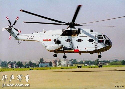 俄媒:中国直升机技术进步巨大 武直十已产10架