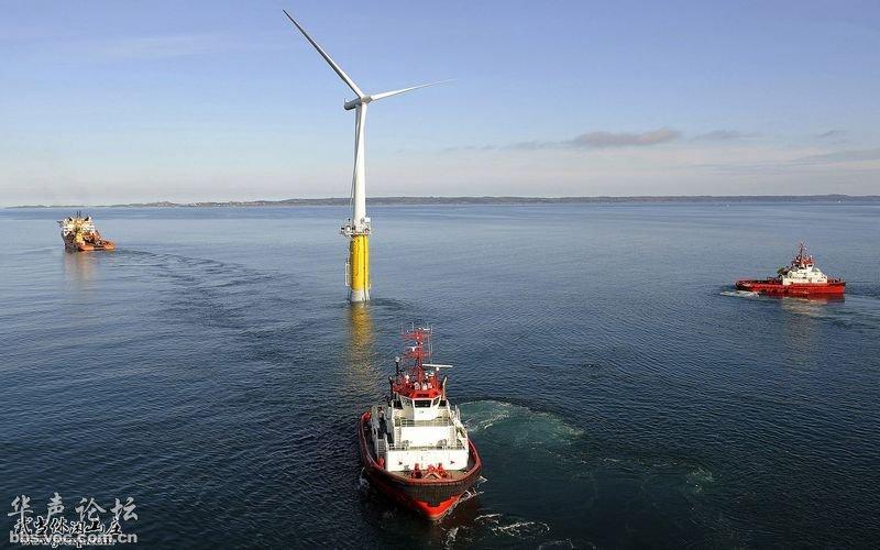 风力发电机原理相关   风力发电机的工作原理和工作发电率高清图片