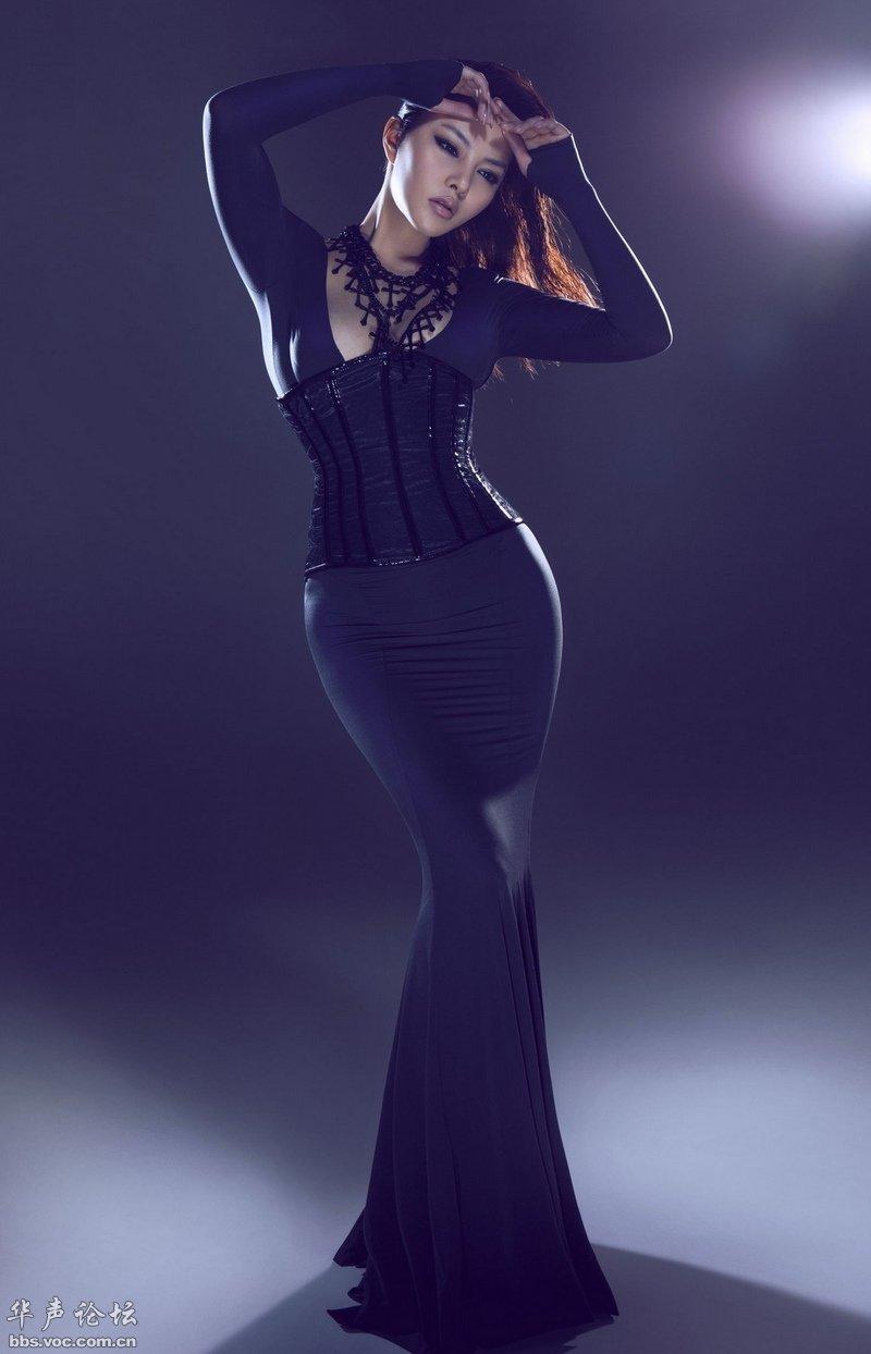 美胸女王冯雨芝图片