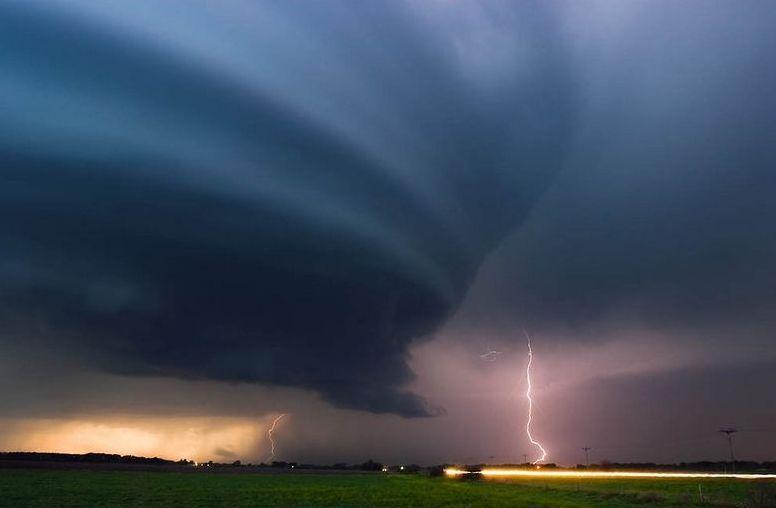 [贴图]世界各地极端天气震撼奇观 -世界各地极端天气震撼奇观