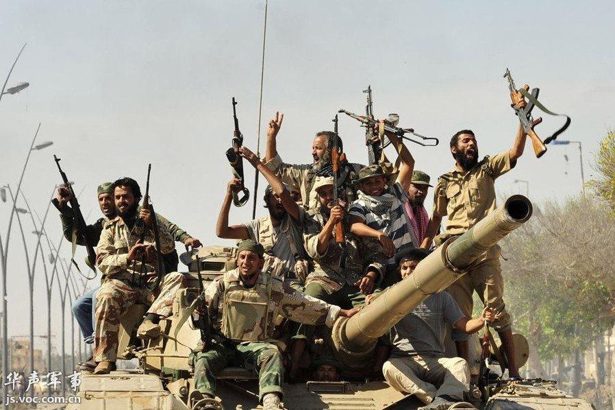 视频 卡扎菲之死