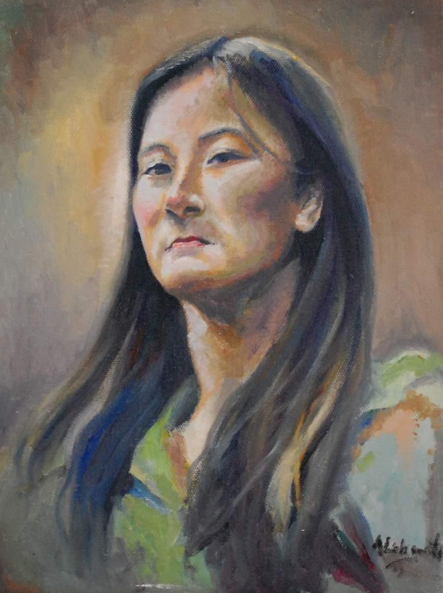 进南京 非洲五国画家南京行作品展图片
